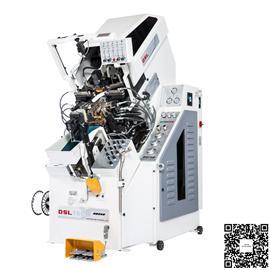 D-687MB  油压自动上胶前帮机 意大利鞋机 前帮机