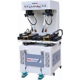 D-685B Hydraulic Walled Sole Attaching Machine