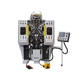 SELECTA 8 滚轮式中后帮机  意大利鞋机  前帮机  不锈钢流水线
