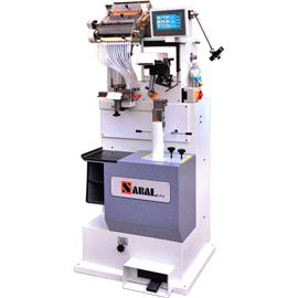 S-50-7V Computerized Automatic Heel-nailing (screw) Machine
