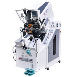 D-687E 电脑控制自动上胶前帮机 意大利鞋机 前帮机