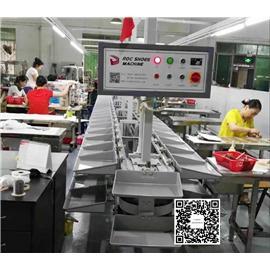 R-9880C Turntable Sewing Machine Line Italian Shoe Machine Shoe Factory Line