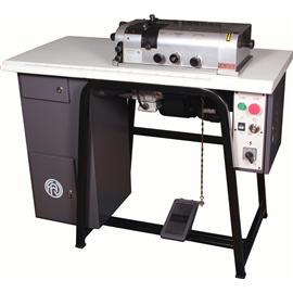 AV12 MAES  Round knife leather skiving machine