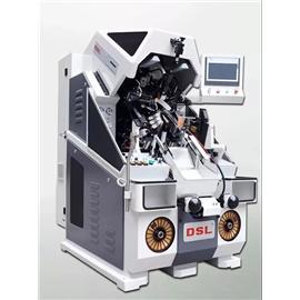 D-887ASM 电脑智能轨迹上胶前帮机 制鞋整厂设备 前帮机