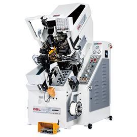 D-587CM full automatuic cementing toe Lasting machine