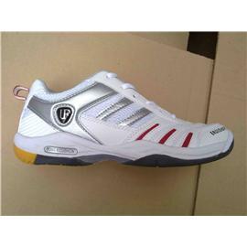 7792白红 羽毛球鞋