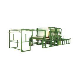 022 高速横式纲带单槽贴合机丨分条机丨复合机