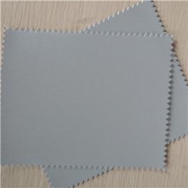 反光革  亮银PU革SRX3003-1 反光材料 反光布 反光膜