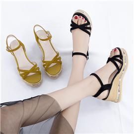 时尚高跟鞋|厚底高跟鞋|玖月鞋业