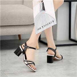 时尚高跟鞋|粗跟高跟鞋|玖月鞋业