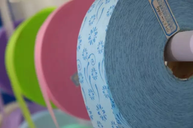 New textile world, new choice of fabric