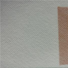 无纺布上点胶 A14 针织定型布 自粘定型布