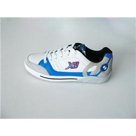 CD1108 男式超纤滑板鞋