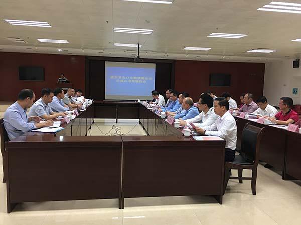 惠东县初步通过省级出口女鞋质量安全示范区考核验收