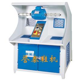 YT-1000 箱式吸尘变频调速抛光机