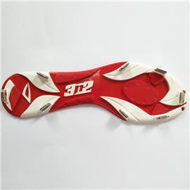 X07耐磨防滑足球鞋底 橡胶休闲TPU鞋底 高尔夫鞋底生产批发