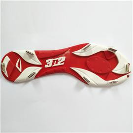 X07耐磨防滑足球鞋底 橡膠休閑TPU鞋底 高爾夫鞋底生產批發