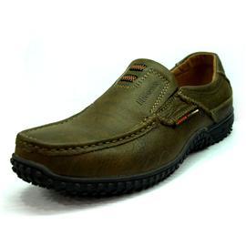 高档真皮休闲鞋-P1149459