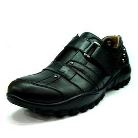 高档真皮休闲鞋-P1149464