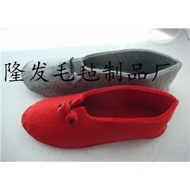 防寒雪鞋毛毡,防寒毛毡鞋垫,雪鞋内里毛毡