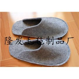 毛毡布拖鞋,工艺拖鞋用毛毡
