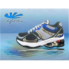 可调式避震鞋
