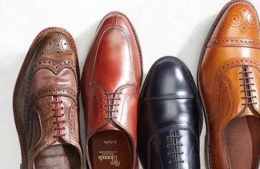 皮鞋 | 牛津鞋雕花鞋 ,绅士皮鞋分类你清楚吗?