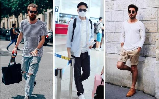40岁男人最好别穿一身黑,5种搭配示范,尽显成熟稳重的男人味