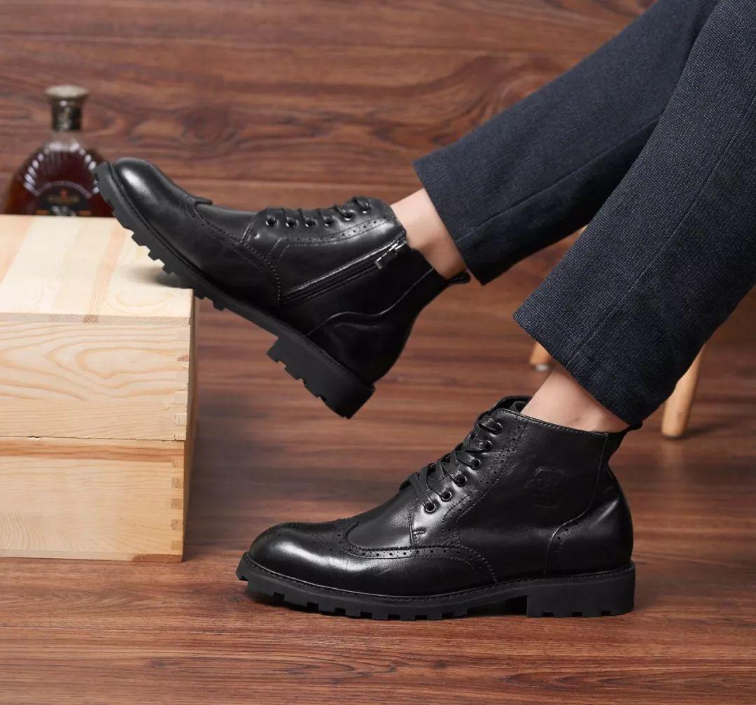 时尚男鞋,艺立品质