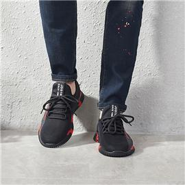 艺立1961男士飞织鞋面休闲运动鞋
