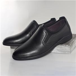 艺立92332019新款百搭透气时尚男士商务休闲皮鞋