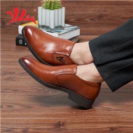艺立 正装商务休闲鞋A02