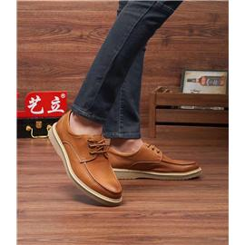 2020年秋冬潮流时尚新款马丁靴正装鞋新款YL56177750图片