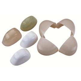 Plastic toe cap 2