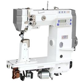 TTY-9910BFT/9920BFT Three automatic roller post bed lockstitch sewing machine