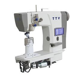 TTY-9659双针数控智能型罗拉车