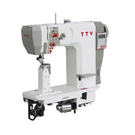TTY-9901 Fully automatic single needle post bed roller feed sewing machine