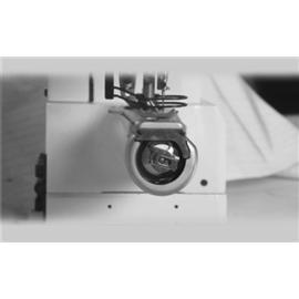 TTY-335A高速单针综合送料横筒型缝纫机 |电脑罗拉车 |高速罗拉车