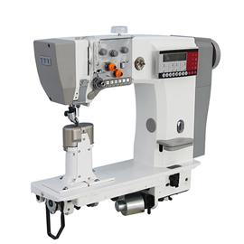 TTY-9659 Double needle CNC Intelligentized post bed sewing machine