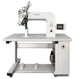TTY-610|熱風壓縫機|工業縫紉機