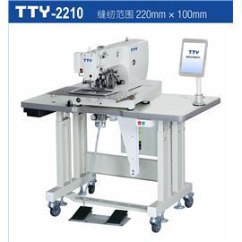 TTY-2210智能电脑花样缝纫机