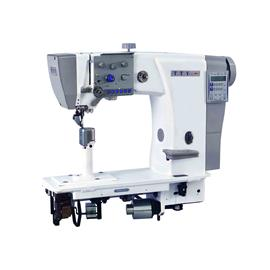 TTY-9630 Fully automatic direct drive slim post bed direct drive roller feed sewing