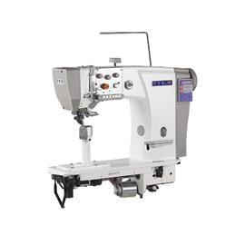 TTY-9630-1 Full automatic drive roller slim post bed sewing machine with top and bottom fee