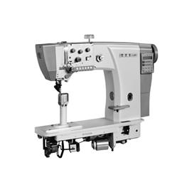 TTY-9630 Fully automatic drive roller slim post bed sewing machine with top and bottom feed