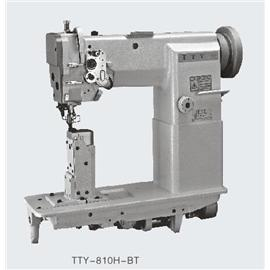 TTY-810H-BT/820H-BT Single/double needle post-bed bar feed sewing machine
