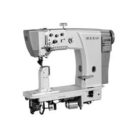TTY-9618/9619 Full automatic drive roller post bed sewing machine with top and bottom feed