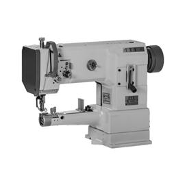 TTY-345 全自动高速单针综合送料横筒型缝纫机 |罗拉车 |电脑罗拉车