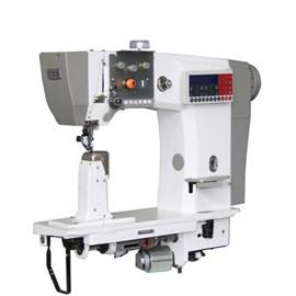 TTY-9638 Oblique Numerical control intelligent single needle post bed sewing machine