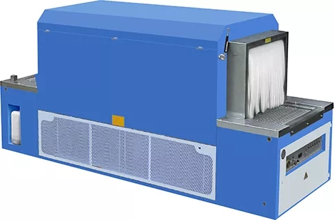 【孟成】节省时间,制冷效果好—涡流式急速冷冻定型机