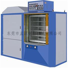 MC-801 往复式真空加热定型机 真空快速定型机 孟成厂家直销 提供一年质保  近区域免费送货上门